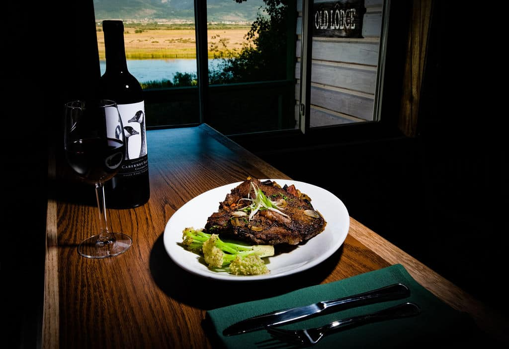 Teton Valley Lodge, Fly Fishing, Accommodations: Culinary Dining
